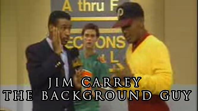 Jim Carrey - Background Guy
