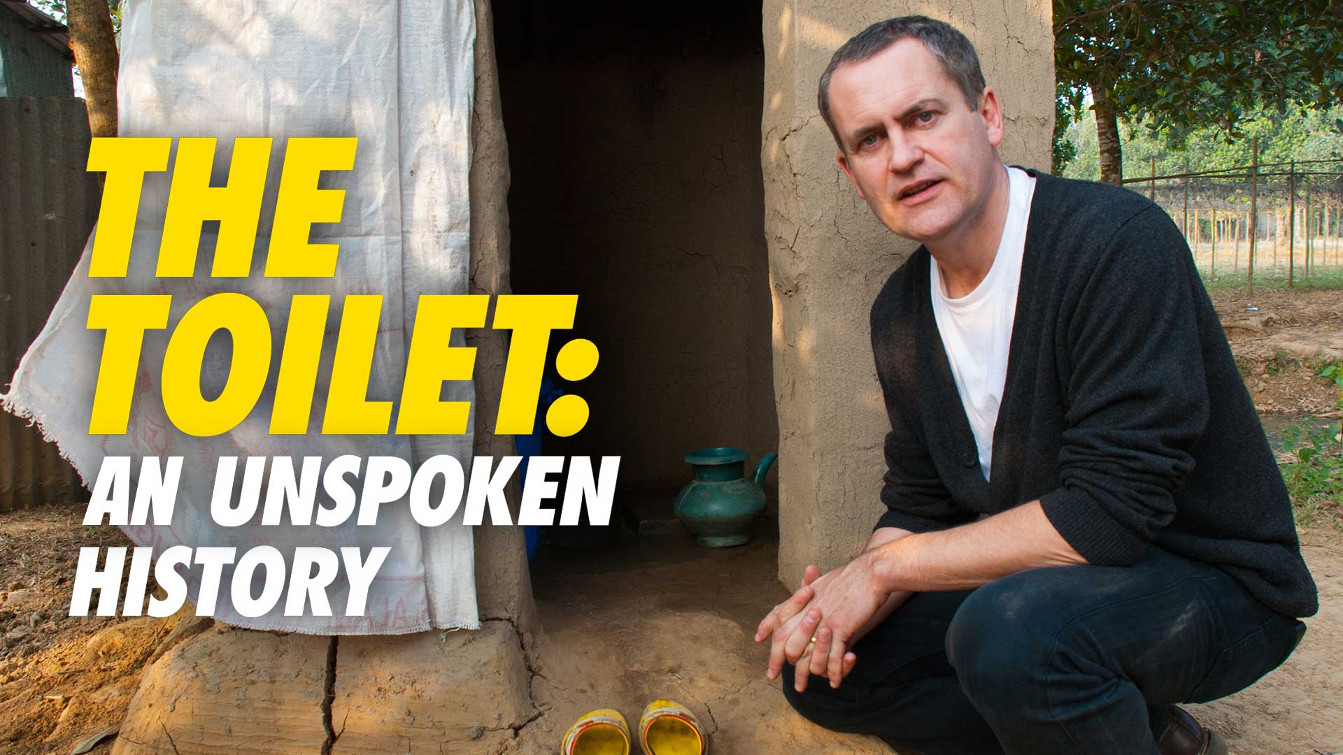 The Toilet: An Unspoken History