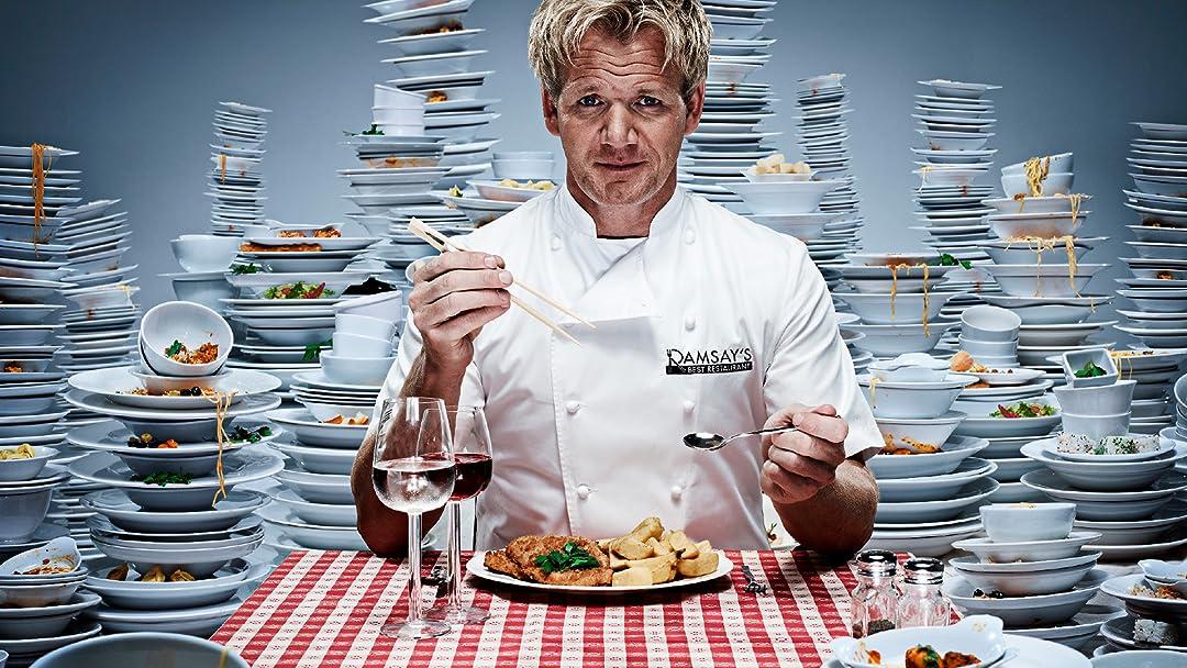 Amazoncom Ramsays Best Restaurant Gordon Ramsay Irfan