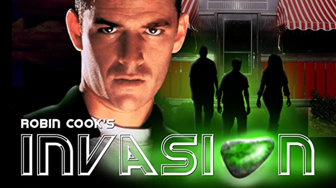 Robin Cook's Invasion