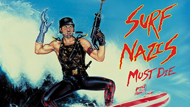 Surf Nazis Must Die Review Too Good To Be