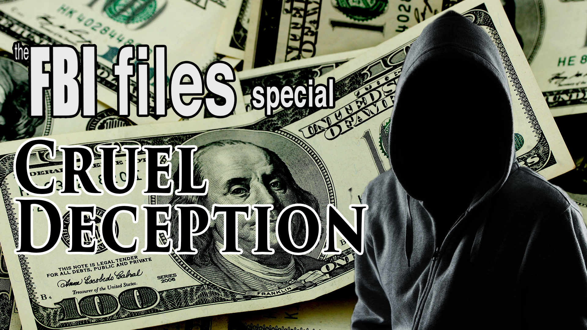The FBI Files Special - Cruel Deception