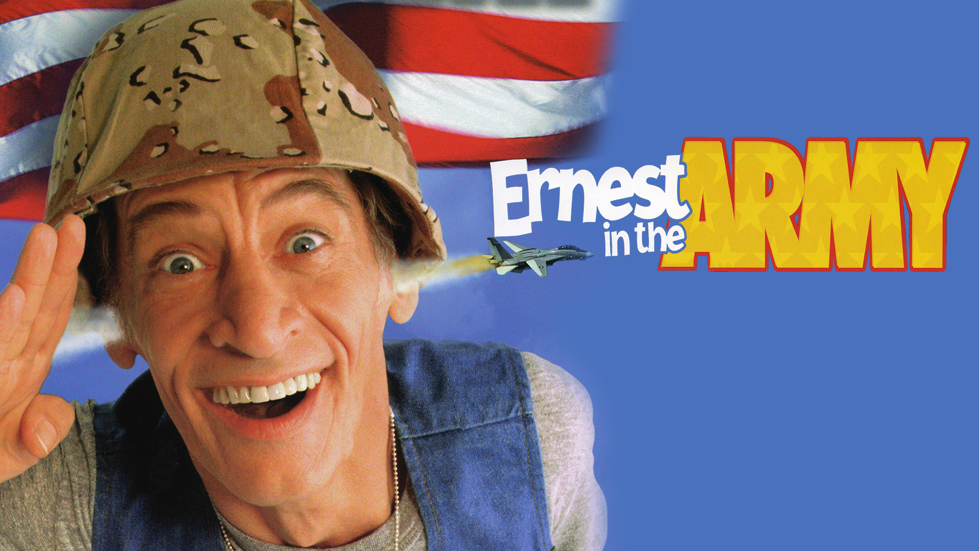 Ernest in the Army