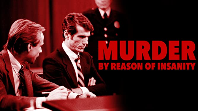 Murder by Reason of Insanity