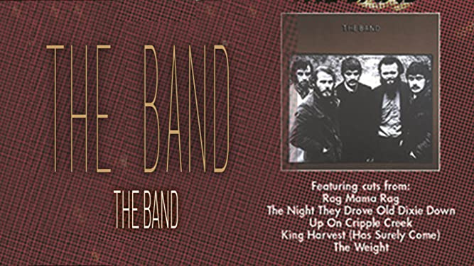 The Band: The Band (Classic Albums)