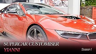 Supercar Customiser: Yianni