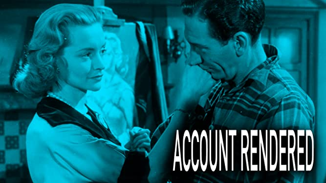 Account Rendered