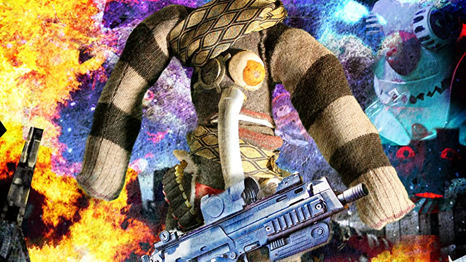 Amazon.com: Sick Sock Monsters From Outer Space: Marco Antonio ...