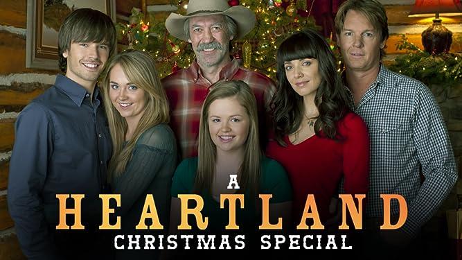 Amazon com: A Heartland Christmas Special: Amber Marshall