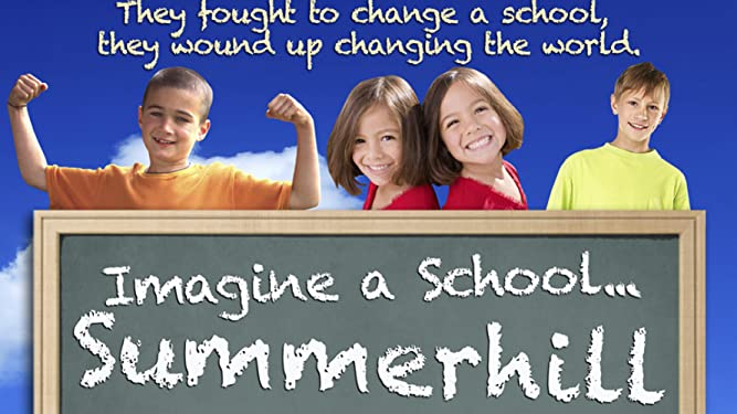 Imagine a School - Summerhill