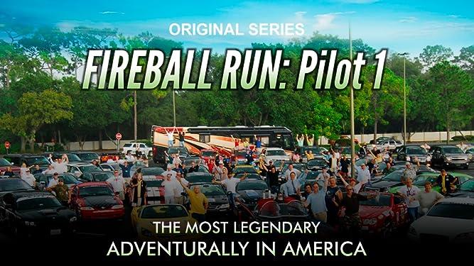 Fireball Run Series