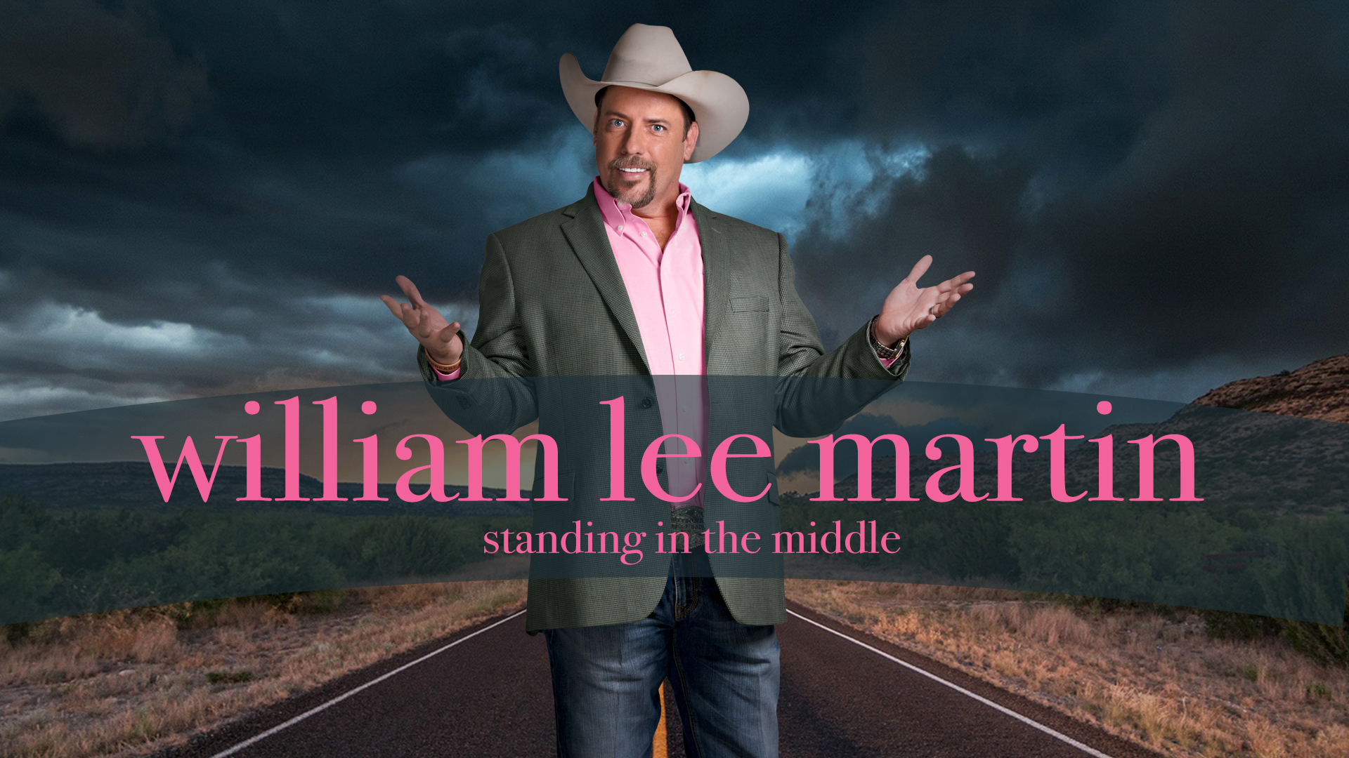 William Lee Martin: Standing in the Middle