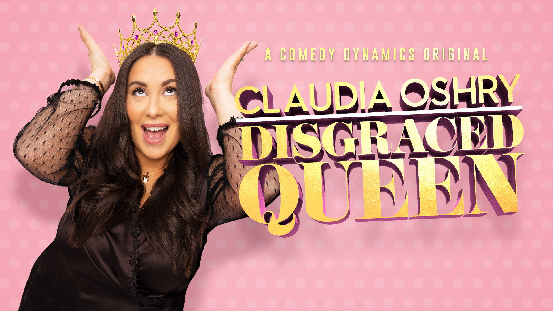 Claudia Oshry: Disgraced Queen