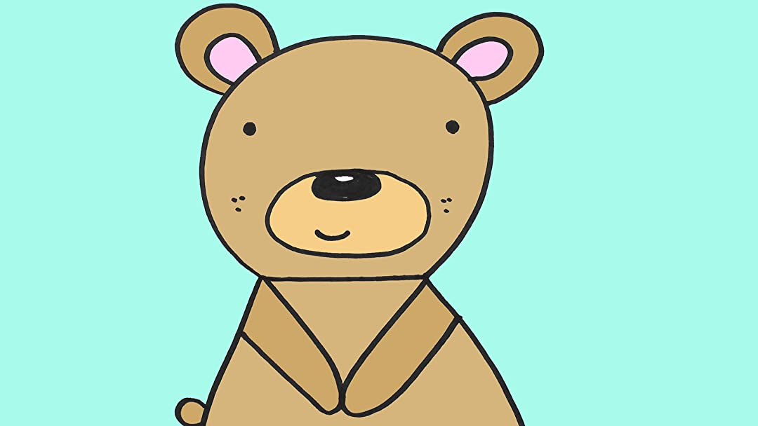 Amazon.com: Watch How to Draw a Teddy Bear: Drawing for ...