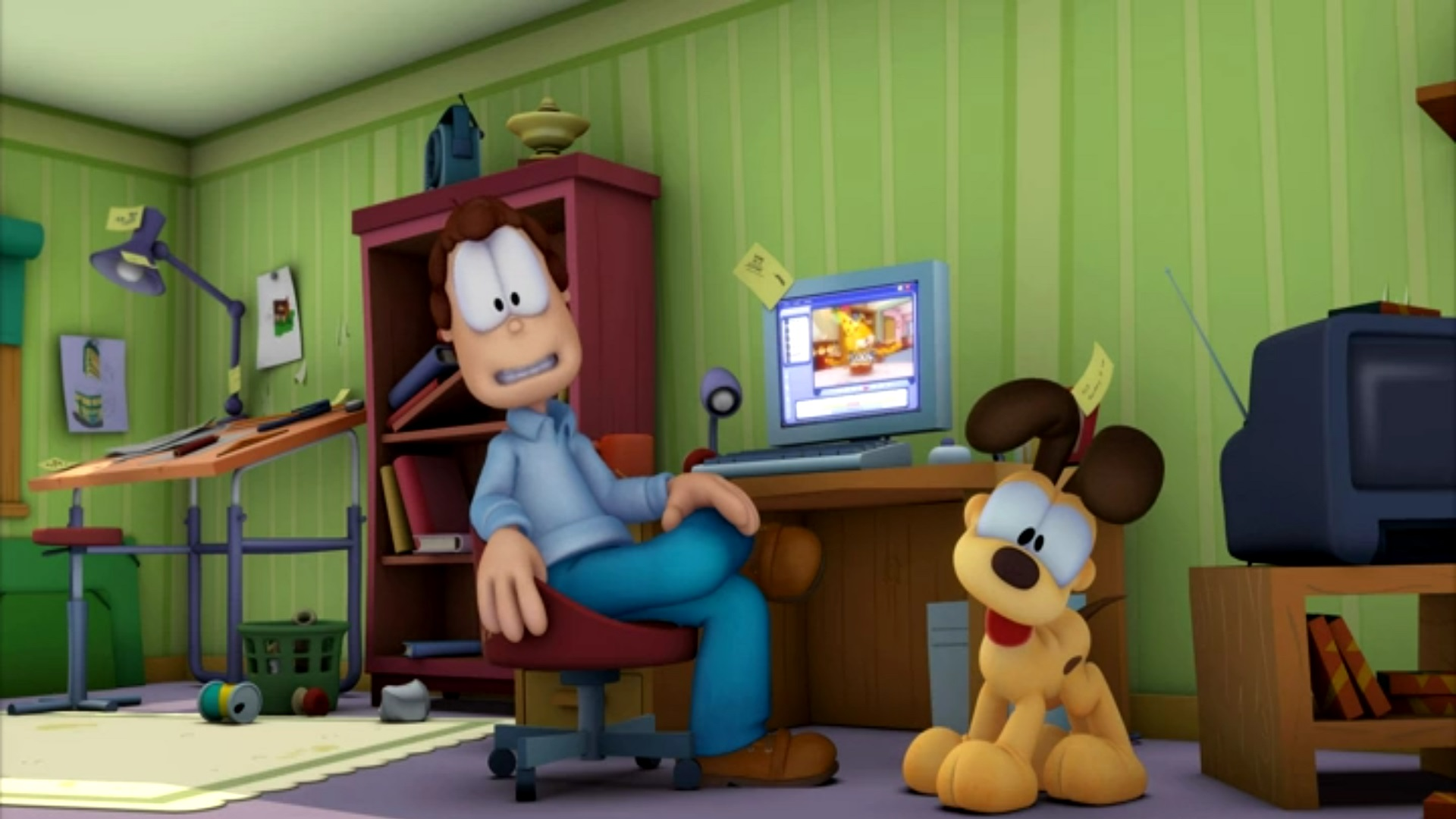 Watch The Garfield Show Prime Video