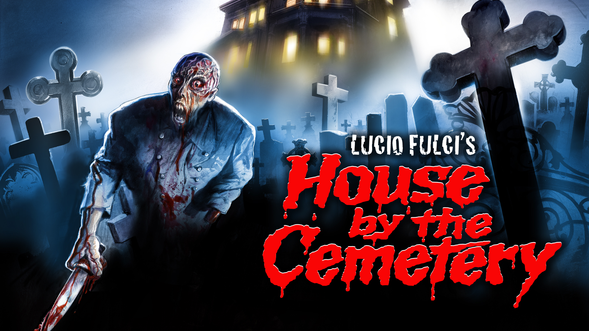 The House by the Cemetery (Restored Version)
