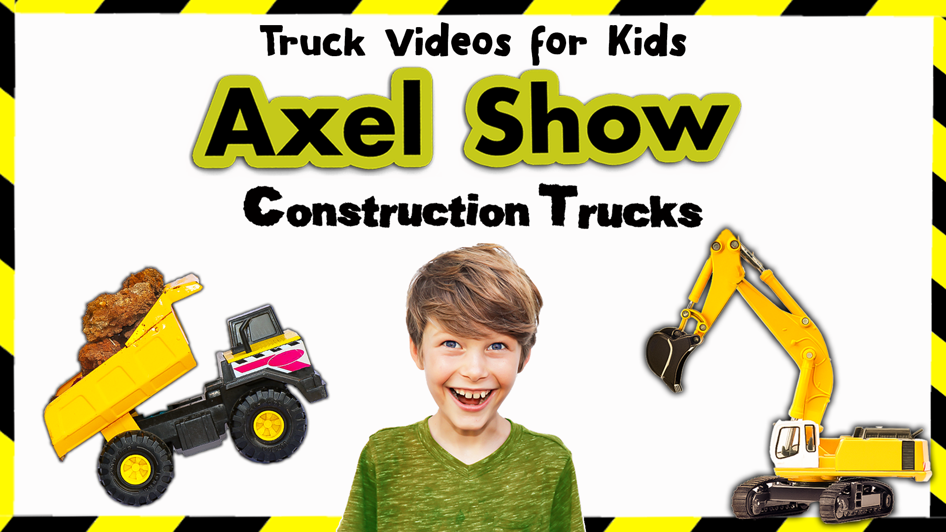 watch axel show truck videos for kids prime video watch axel show truck videos for kids