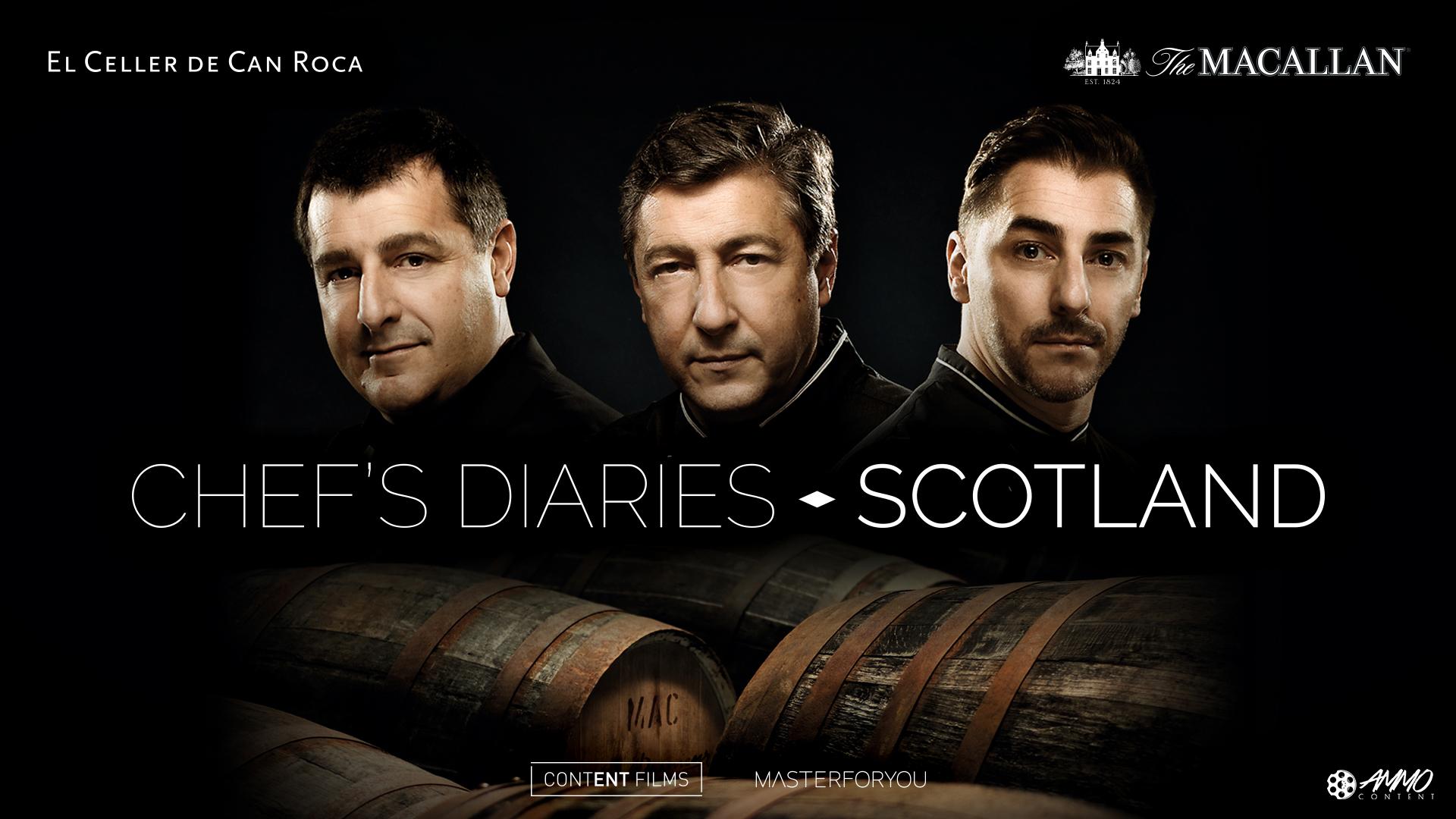 Chef's Diaries: Scotland