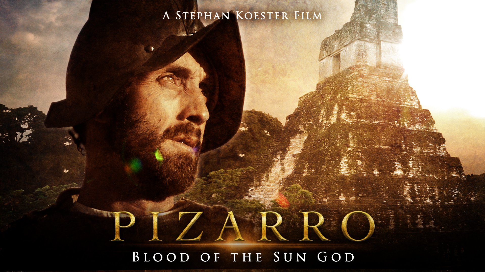 Pizarro: The Blood Of The Sun-God