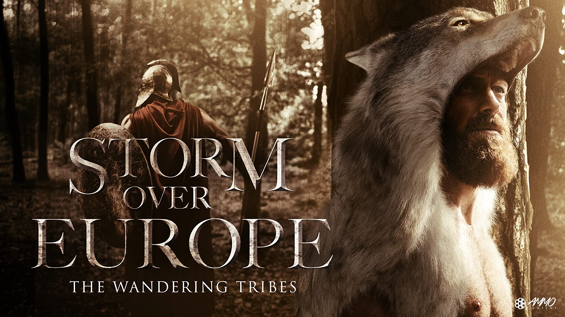 Storm Over Europe - The Wandering Tribes