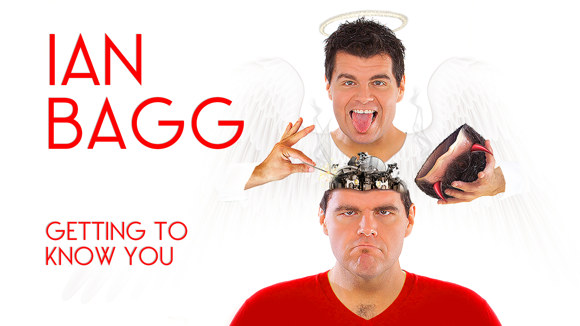Ian Bagg: Getting to Know You