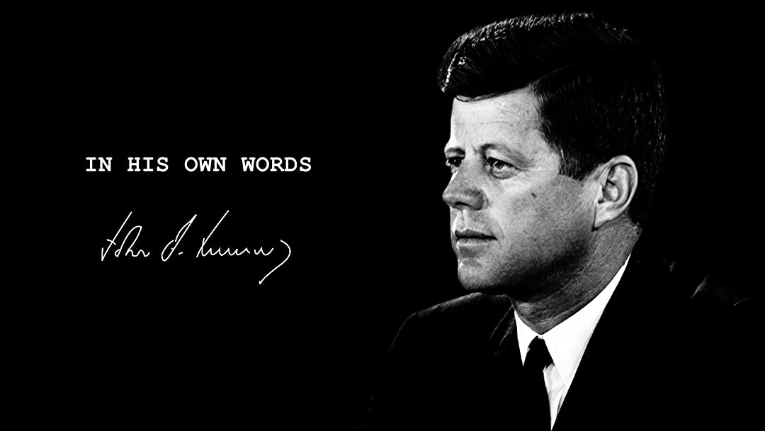 Watch In His Own Words John F Kennedy Prime Video
