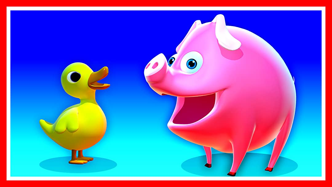 Watch Animal Sounds with Prancing Pig   Prime Video