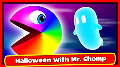 Halloween with Mr. Chomp