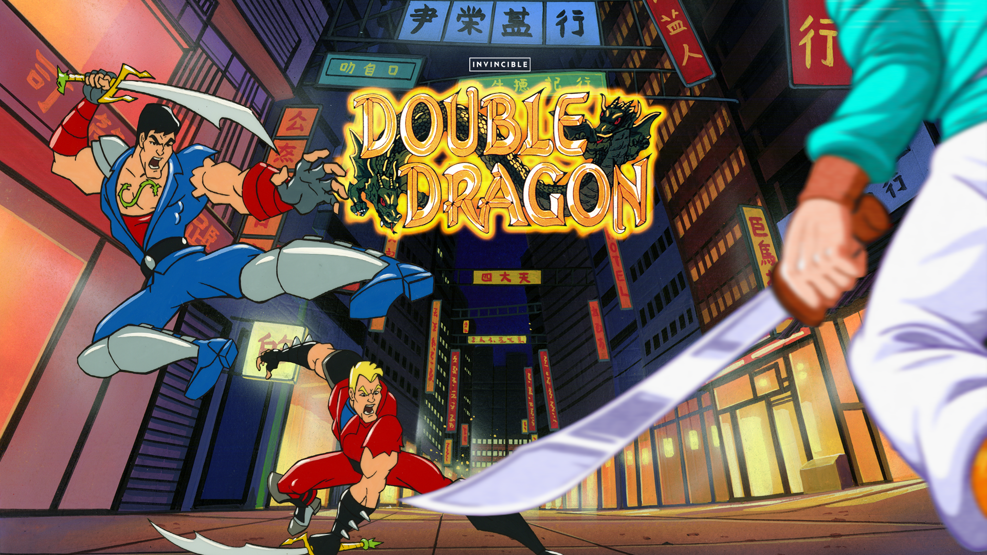 Watch Double Dragon Prime Video