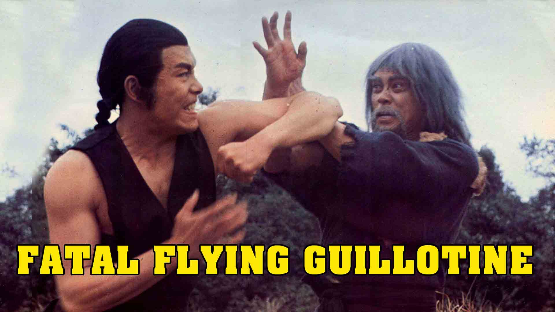 Fatal Flying Guillotine