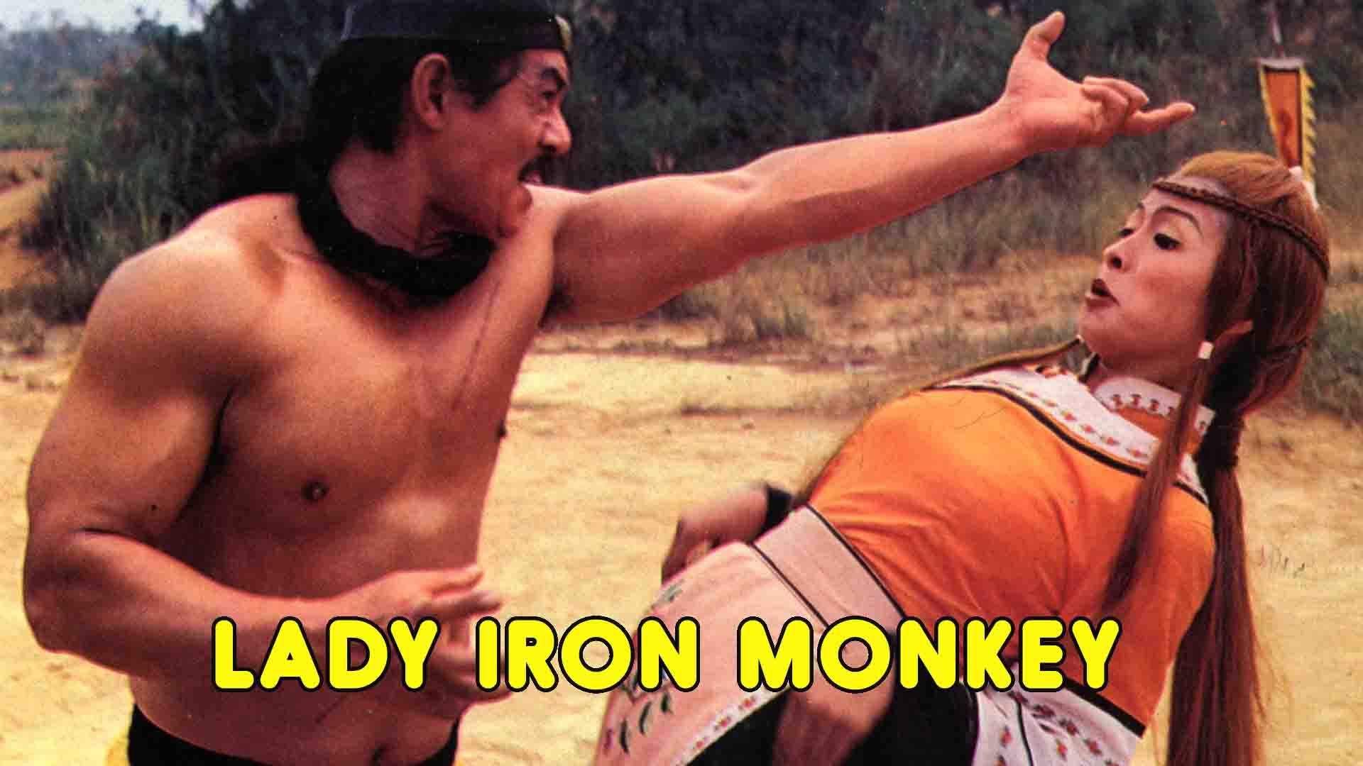 Lady Iron Monkey