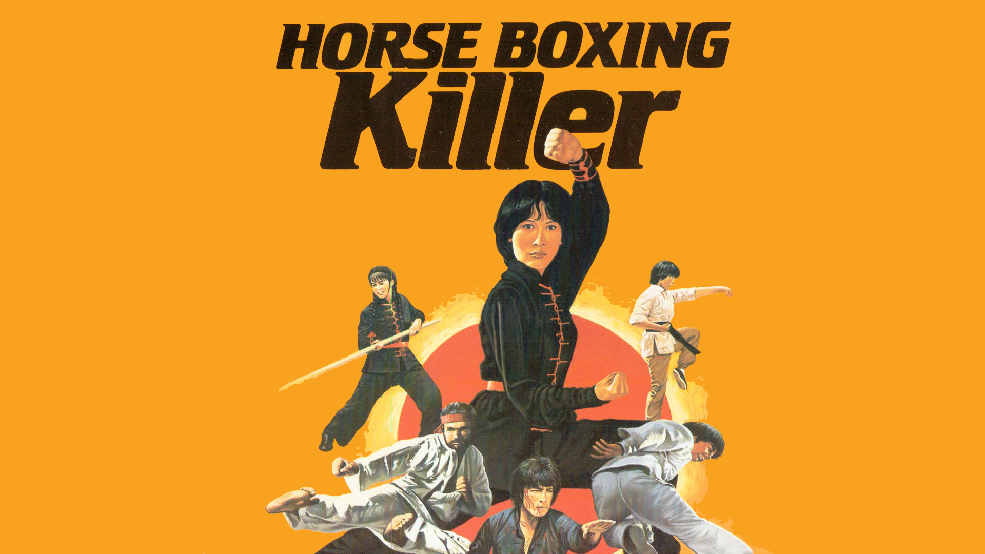 Horse Boxing Killer