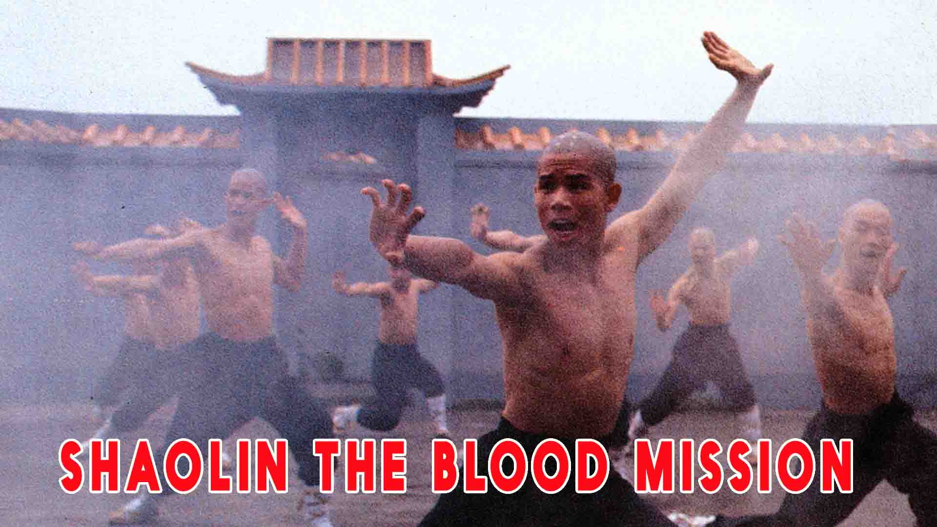 Shaolin The Blood Mission