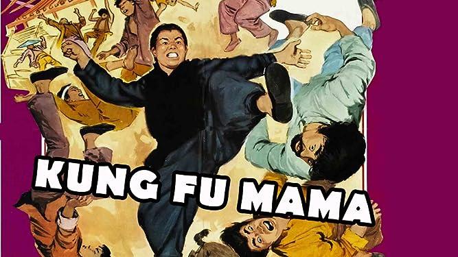 KUNG-FU MAMA Movie POSTER Kung-Fu