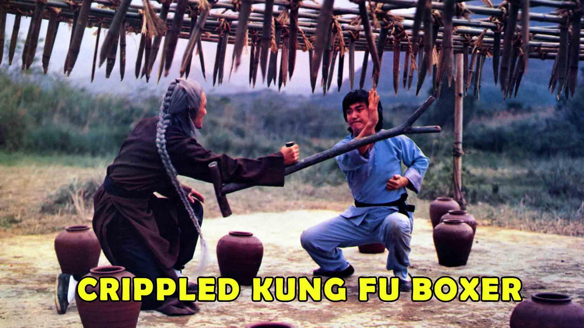 Crippled Kung Fu Boxer