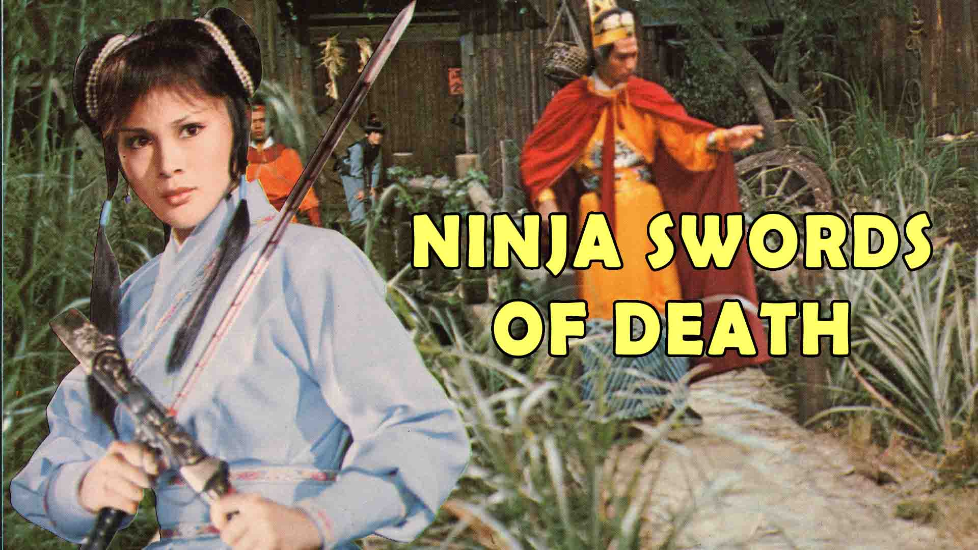 Ninja Swords of Death