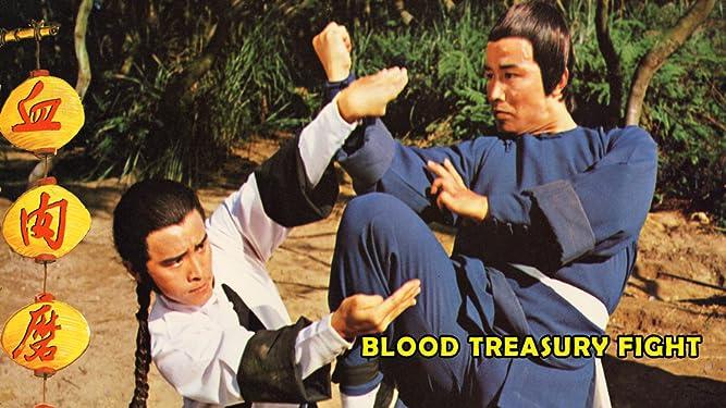 Blood Treasury Fight