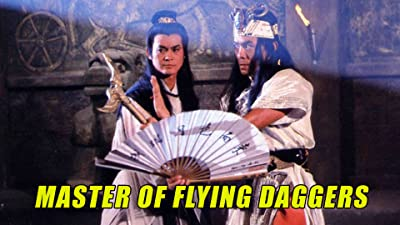 Master of Flying Daggers
