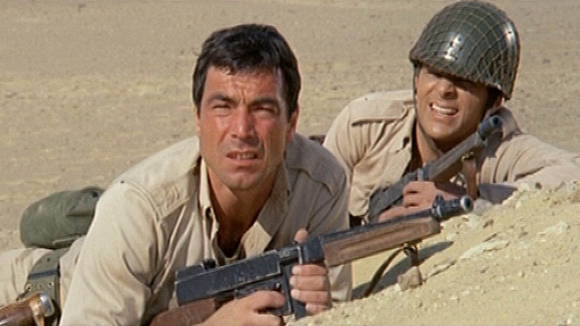 War Movie : The Damned Platoon (1969)