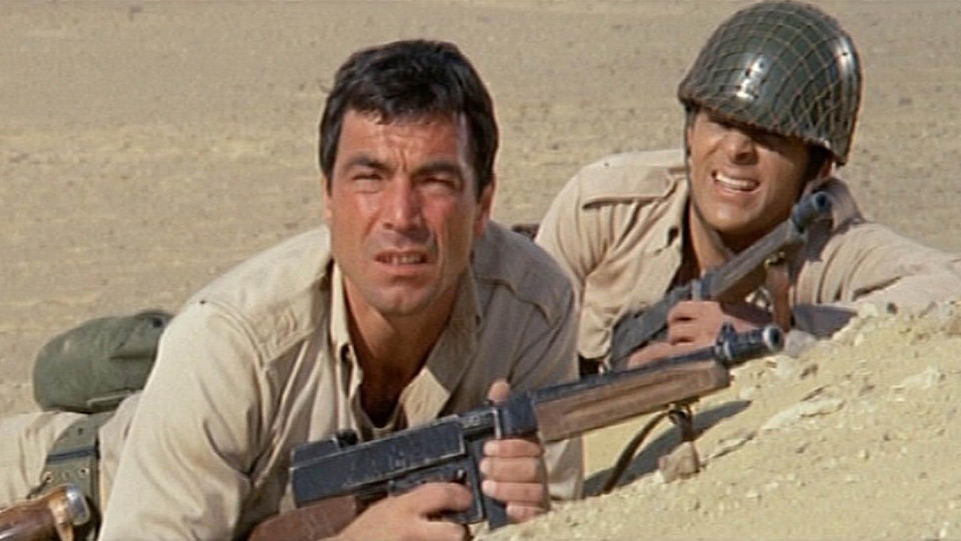 War Movies : The Damned Platoon (1969)