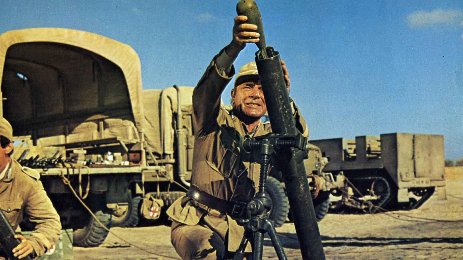 War Movie : Desert Battle (1969)