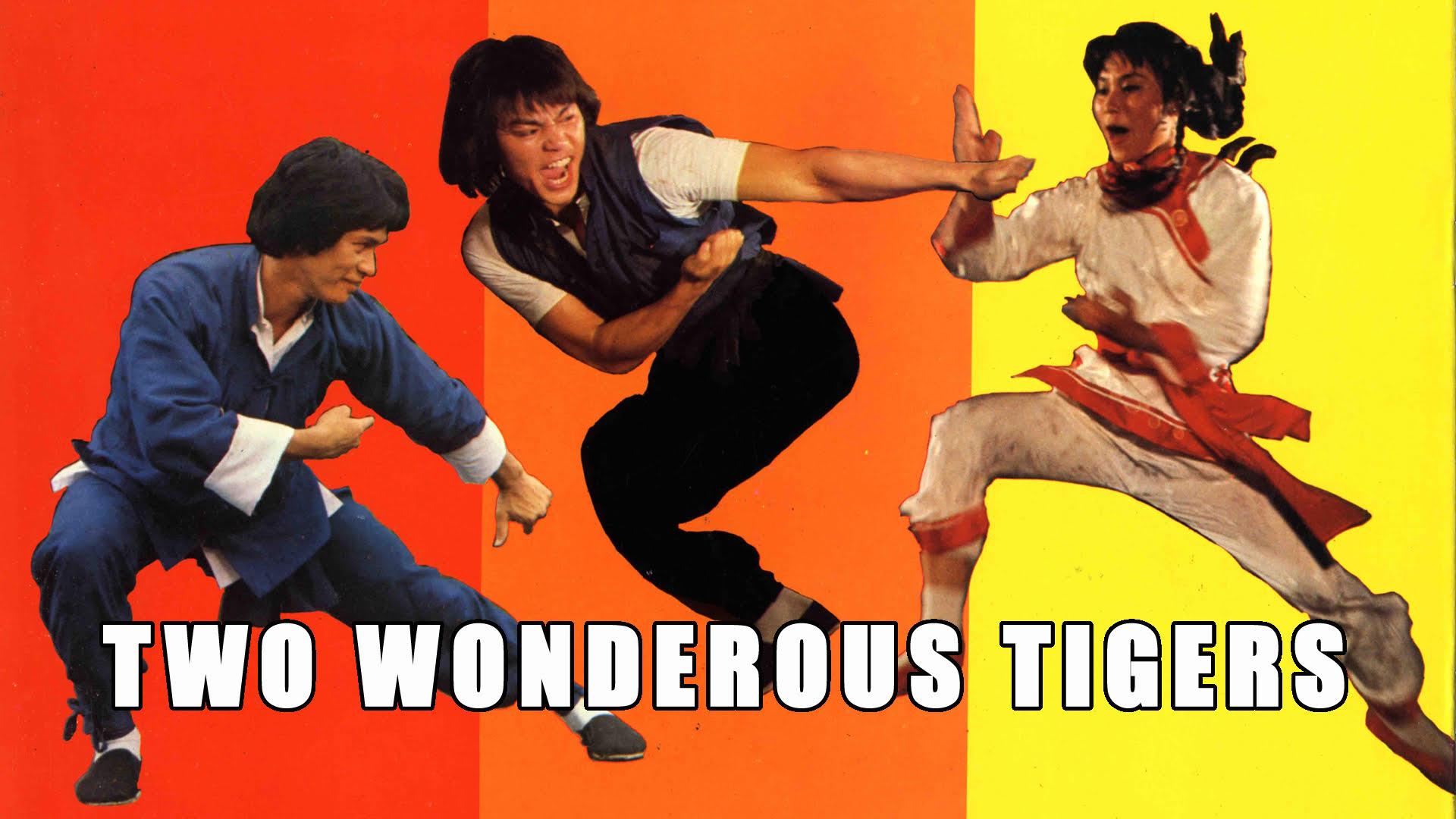Two Wonderous Tigers