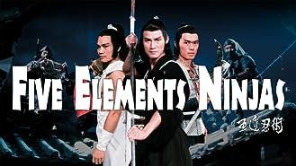 Five Elements Ninjas
