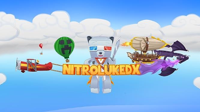 Amazon com: Watch NitroLukeDX   Prime Video