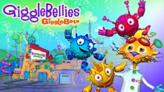 Learning with The GiggleBots: GiggleBellies