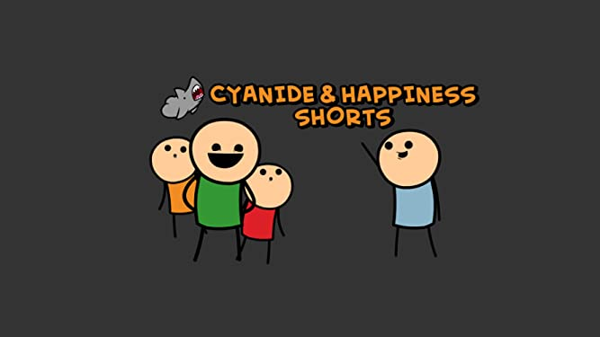 Watch Cyanide Happiness Shorts Prime Video