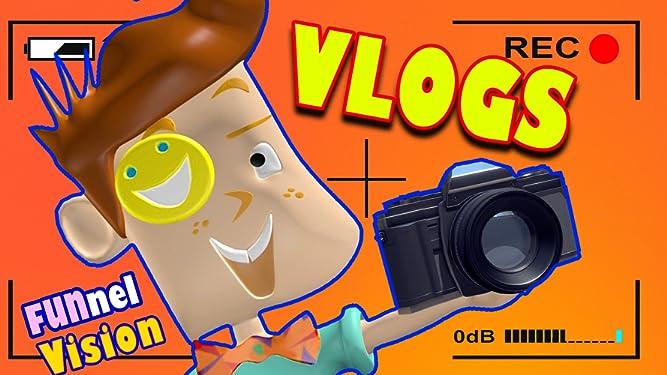Amazon Com Watch Funnel Vision Vlogs Prime Video