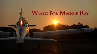 Wings for Maggie Ray
