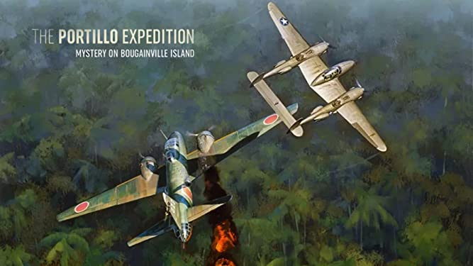 The Portillo Expedition: Mystery on Bougainville Island