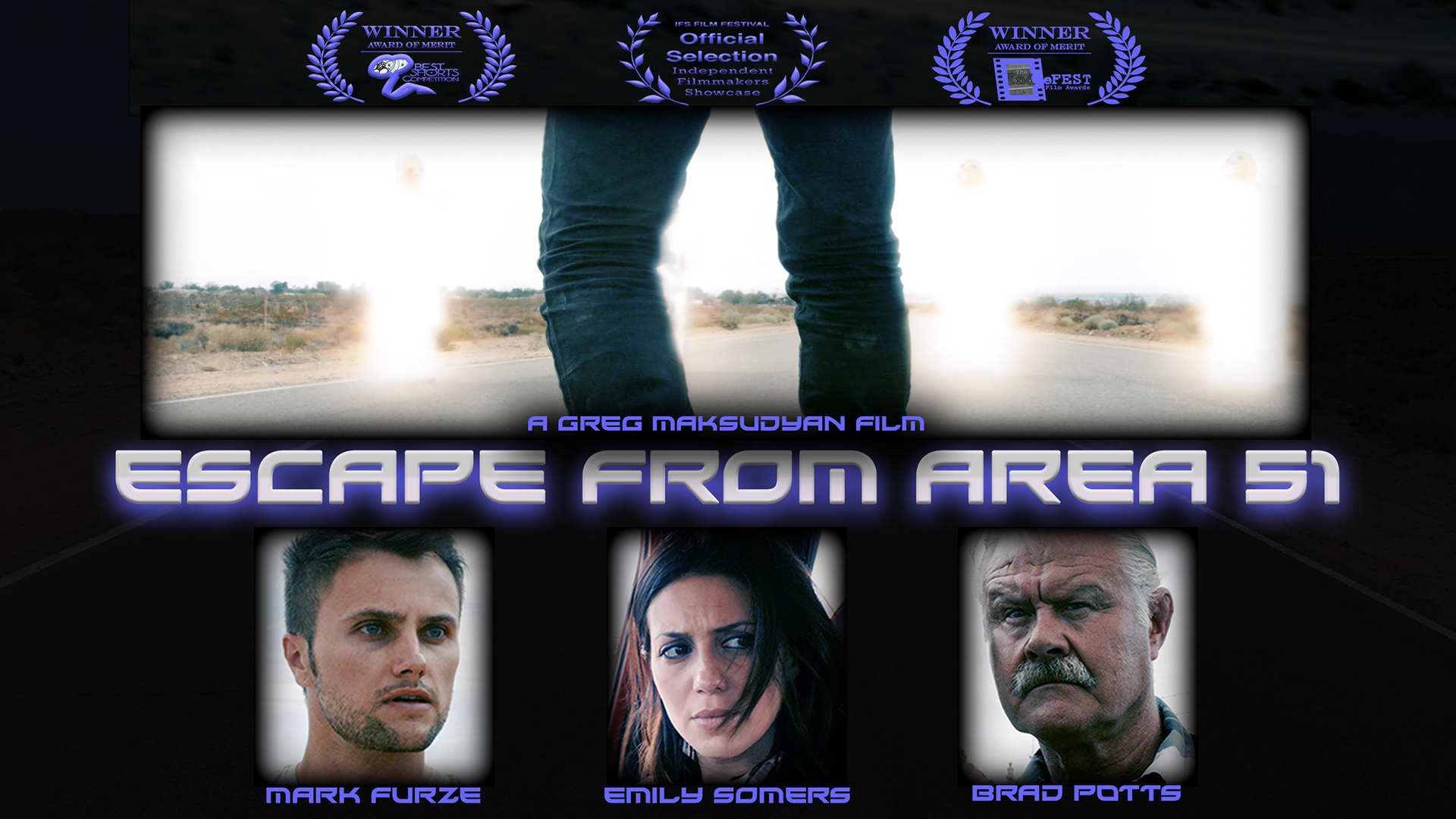 Escape from Area 51 (Short Film)